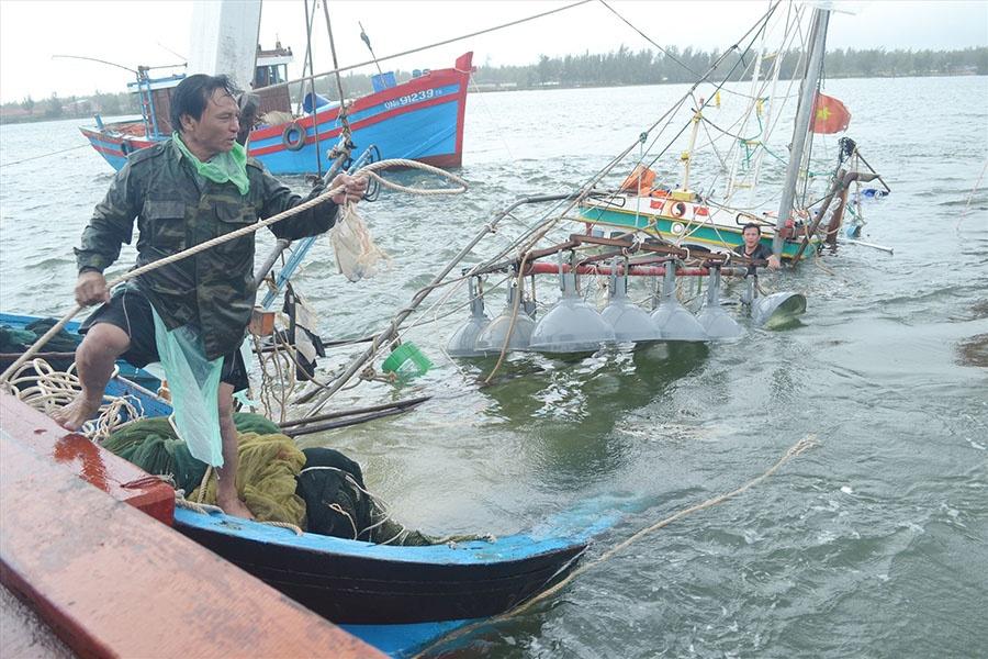 Tai nạn tàu cá