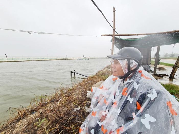 thủy sản sau bão