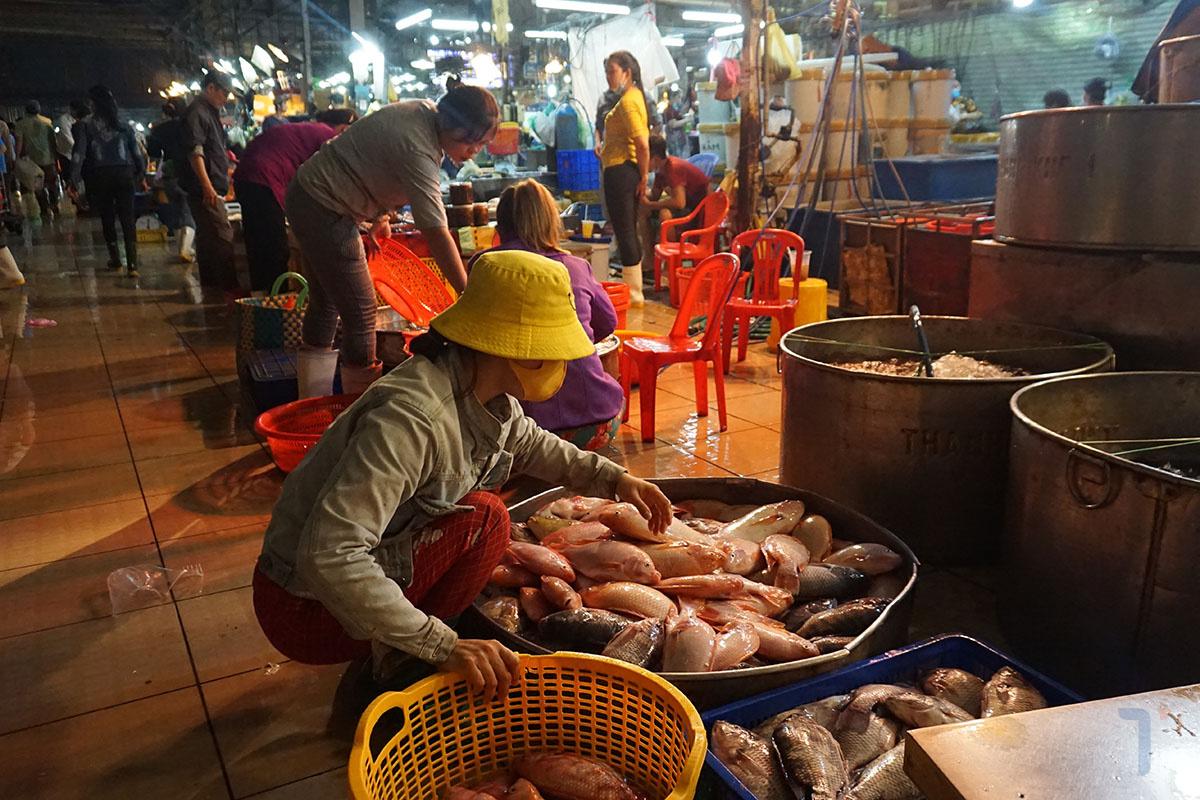 bán cá điêu hồng