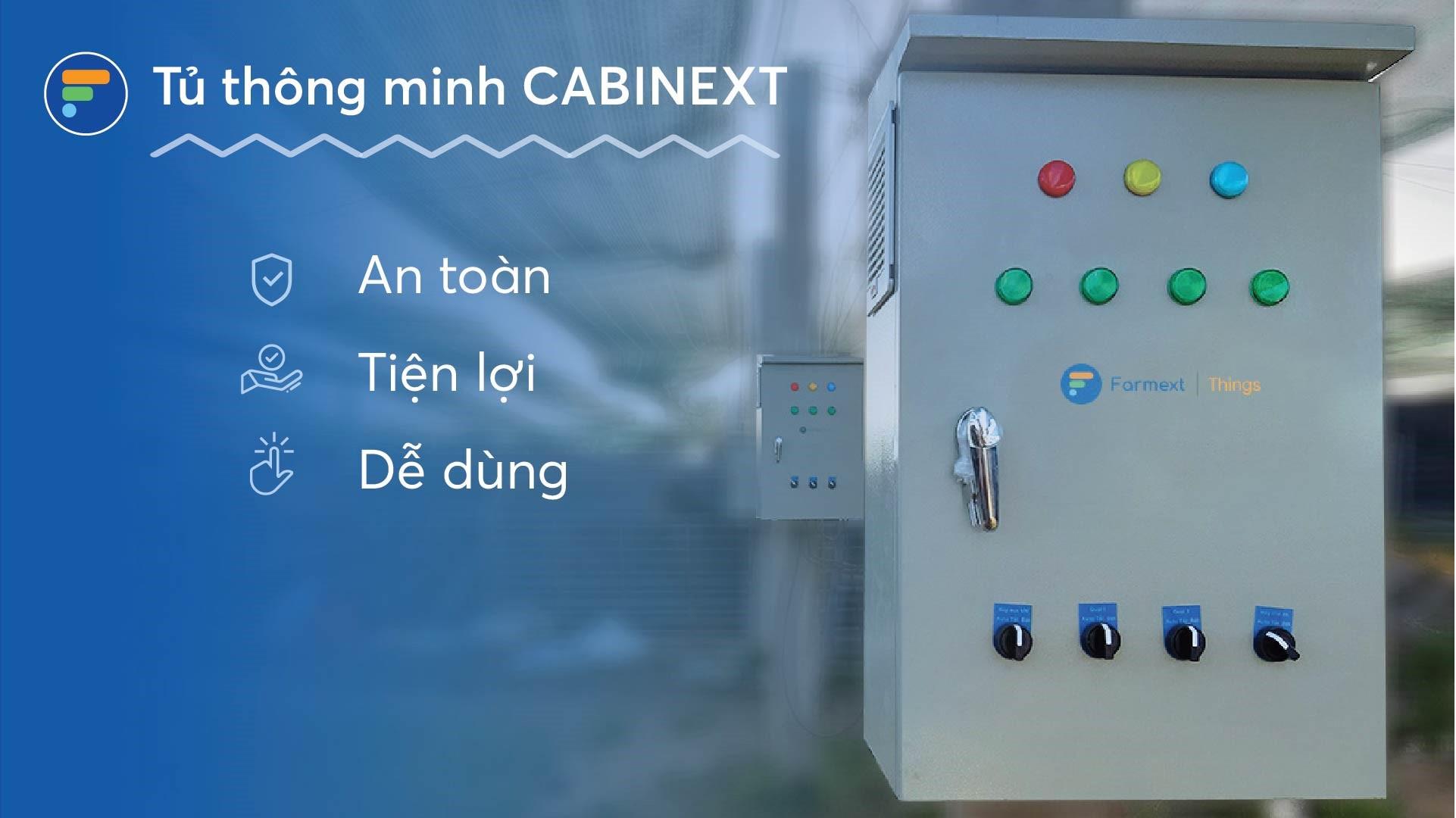 tủ điện cabinext