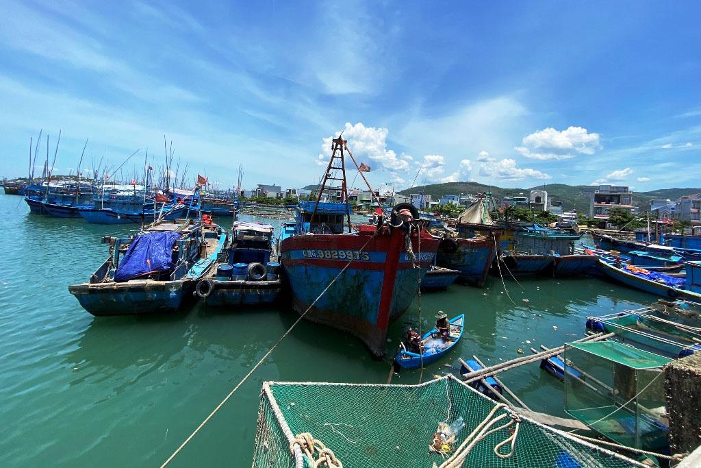 Cảng cá Sa Huỳnh