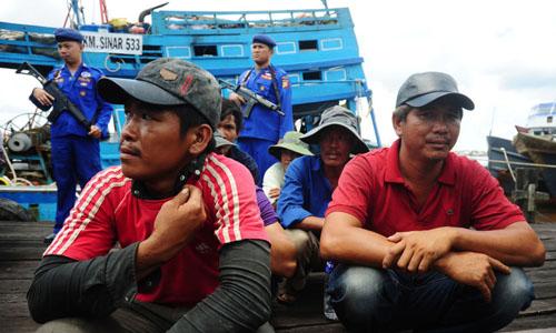 cáo buộc ngư dân