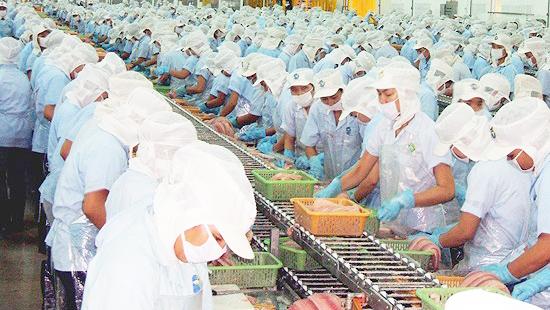 Ngành thủy sản với thách thức tuyển dụng lao động mới