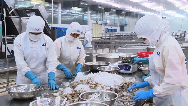 Chế biến thủy sản cần được cơ cấu lại