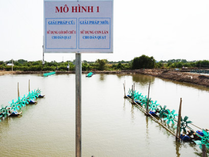Đầu tư ngàn tỷ cho vùng nuôi tôm tại các tỉnh phía Nam