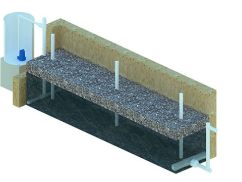 Hệ thống lọc chất thải đơn giản và hiệu quả trong nuôi trồng thủy sản