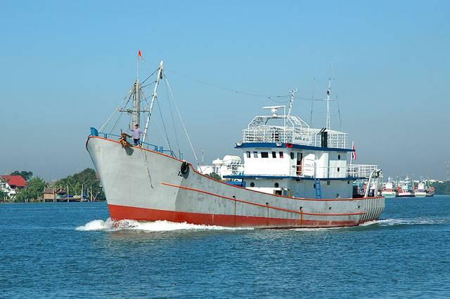 Khai thác thủy sản Thái Lan đang phải vật lộn với sự giám sát quốc tế