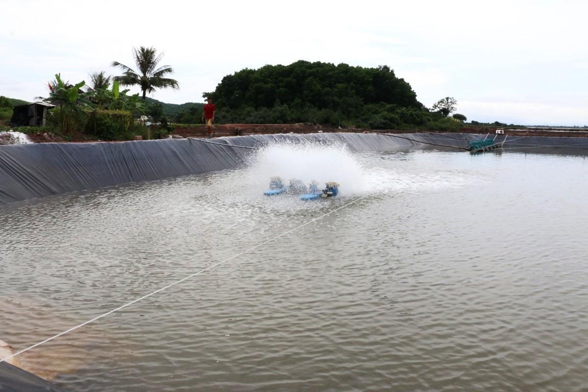 Quảng Ninh: Quản lý khai thác và sử dụng nước ngầm để nuôi trồng thủy sản