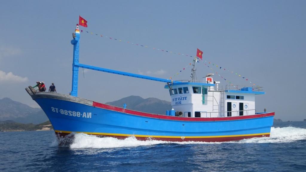 Kiểm tra 100% tàu cá khi xuất bến