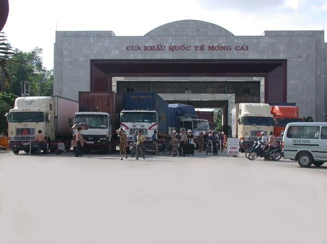 Trung Quốc cho phép xuất khẩu nông, thủy sản qua cửa khẩu Móng Cái