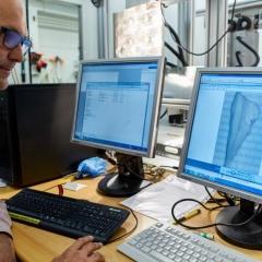 Công nghệ sử dụng ánh sáng kiểm tra chất lượng cá