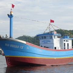Bình Định sẽ xóa tàu cá công suất dưới 20CV?