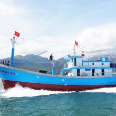 Hội nghề cá phản đối Trung Quốc cấm đánh bắt cá ở biển Đông