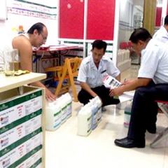 Sản xuất chế phẩm sinh học từ sả, ớt bán cho người nuôi tôm