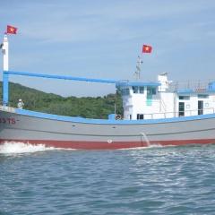 Tổ - Đội Đoàn kết khai thác hải sản ở vùng biển khơi cần nhân rộng