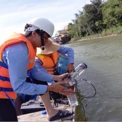 Bến Tre: Thông báo kết quả quan trắc môi trường tháng 6 năm 2018