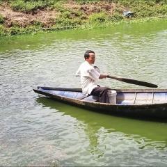 Làm giàu nhờ mạnh dạn dầu tư nuôi cá