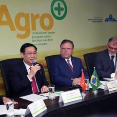 Cá tra, tôm Việt Nam có cơ hội xuất khẩu sang Brazil