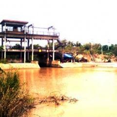 4 điểm quan trắc môi trường ở Cầu Ngang - Trà Vinh