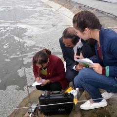 Quảng Ninh: Tăng cường kiểm soát dịch bệnh thủy sản