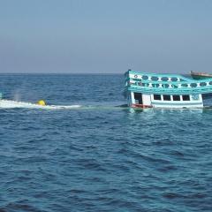 Thái Lan phá hủy tàu IUU