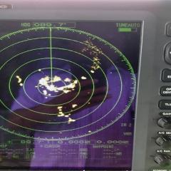 Hiệu quả của ứng dụng máy Rada trên tàu khai thác xa bờ