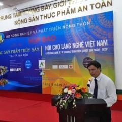Hội chợ các sản phẩm thủy sản sẽ diễn ra trong tháng 10