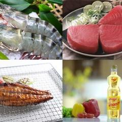 """4 sản phẩm thủy sản đạt giải """"Bông lúa vàng Việt Nam 2018"""""""