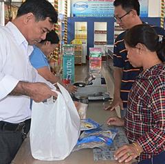Bà Rịa - Vũng Tàu: Các loại cá nước ngọt được giá