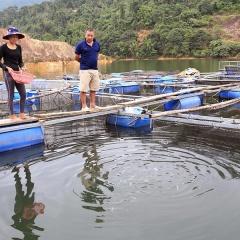 Tình hình sản xuất giống và nuôi thủy sản Nghệ An năm 2018