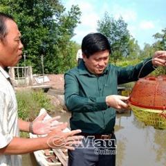 Nhân rộng mô hình thủy sản phải có tương tác hai chiều