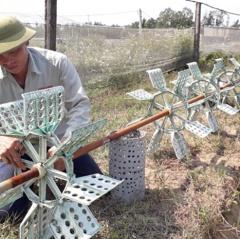 Hà Tĩnh: Tập trung cải tạo ao đầm thả giống vụ tôm đầu tiên
