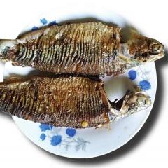 Béo bùi cá mòi nướng