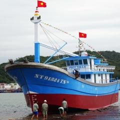 Tàu cá dài từ 15m chỉ được đánh bắt tại vùng khơi