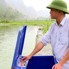 Hiệu quả ứng dụng công nghệ cao trong nuôi cá nước ngọt