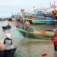 Bình Thuận: Phát triển thủy sản thành kinh tế mũi nhọn