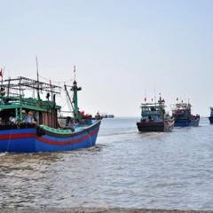 Tàu cá trên 24m phải có thiết bị giám sát hành trình mới được ra khơi
