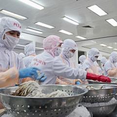 Trung Quốc miễn thuế cho 33 mặt hàng thủy sản của Việt Nam