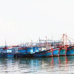 Lắp đặt thiết bị giám sát hành trình trên tàu cá