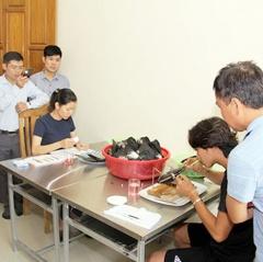 Sơn La: Đánh giá mô hình nuôi ngọc trai nước ngọt
