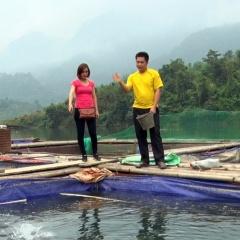 Hà Giang: Phát triển nghề nuôi cá lồng ở Huyện Vị Xuyên