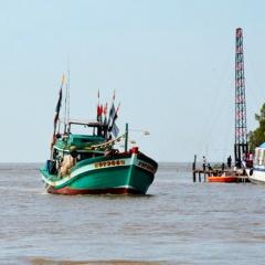 Hơn 1.000 tàu cá Cà Mau chưa lắp thiết bị giám sát hành trình