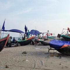 Nam Định: Cấm biển từ 5h ngày 2/8 do bão số 3