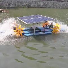 Xu thế nuôi tôm sử dụng năng lượng tái tạo