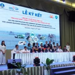 Liên kết chuỗi Ngao theo tiêu chuẩn ASC ở Nam Định