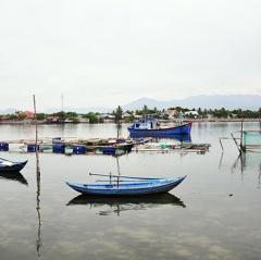 Sẽ dừng hẳn nuôi thủy sản ở đầm Thủy Triều - Khánh Hòa
