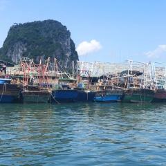 Không phát triển tàu cá dưới 12m hoạt động ven bờ