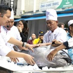 Quảng diễn cá ngừ đại dương Phú Yên tại TP Hồ Chí Minh