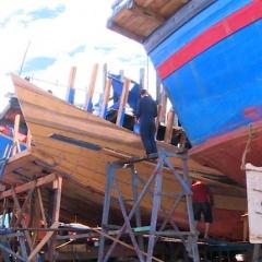 Tước giấy phép nếu ngư dân tự cải hoán tàu cá