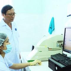 Chẩn đoán sớm bệnh vi bào tử trùng trên tôm